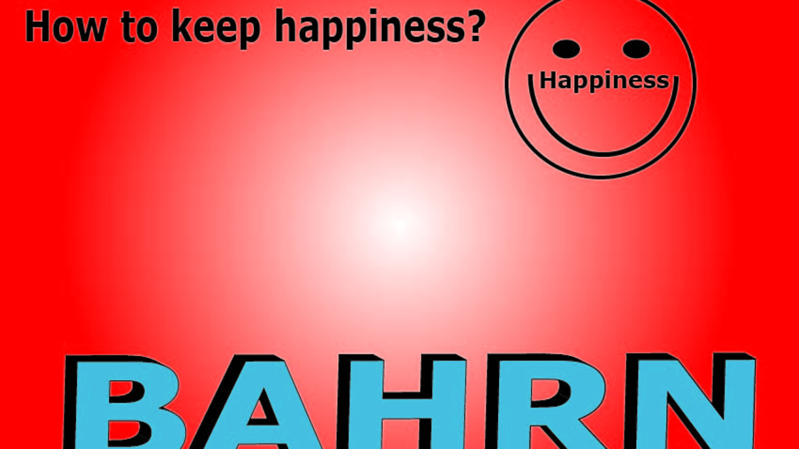 keep happineswss